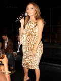 Who looks best in leopard print?