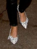 Game Time: Which Celebrity Wore the Best Flats?