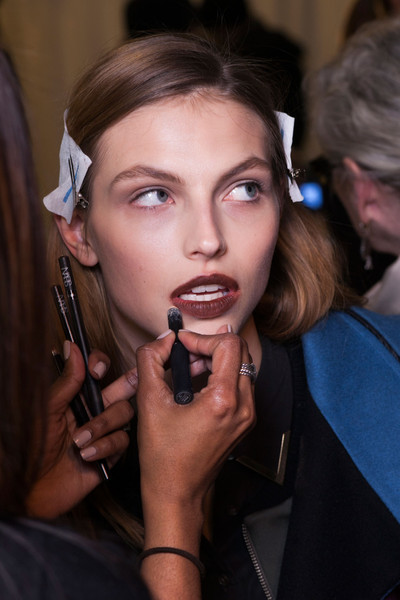 3.1 Phillip Lim Fall 2013 - Backstage