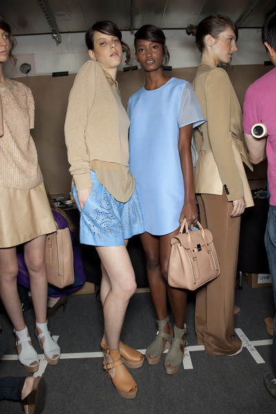 3.1 Phillip Lim Spring 2011 - Backstage