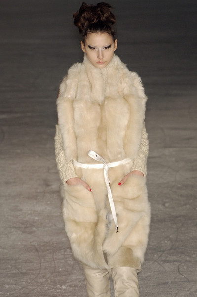 A.F. Vandevorst at Paris Fall 2005