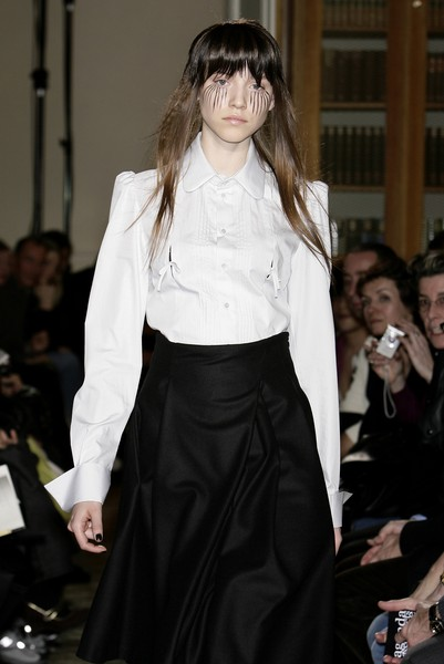 A.F. Vandevorst at Paris Fall 2007