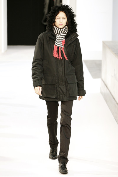 Agnès B. at Paris Fall 2008