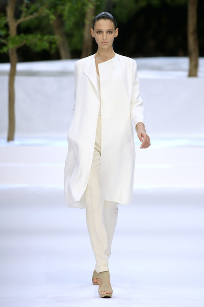 Akris at Paris Spring 2009
