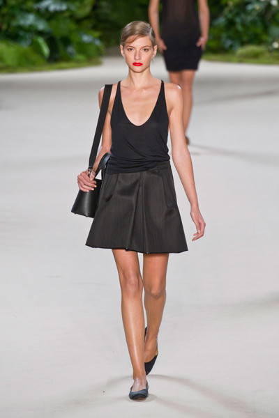 Akris at Paris Spring 2013