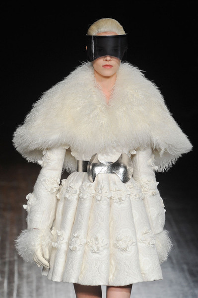 Alexander McQueen at Paris Fall 2012