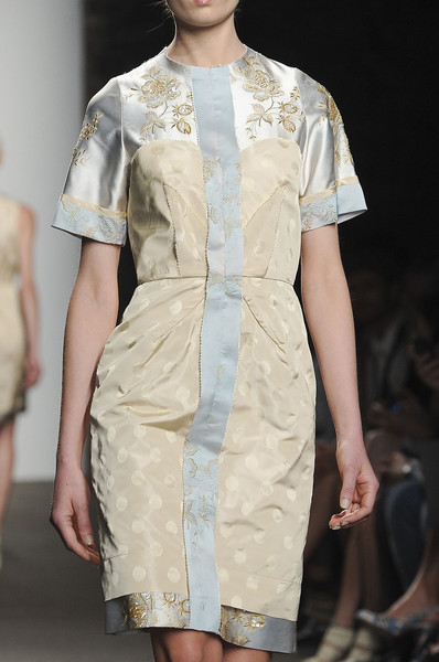 Alexandre Herchcovitch at New York Spring 2012 (Details)