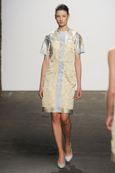 Alexandre Herchcovitch at New York Spring 2012