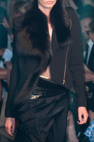 Alexandre Vauthier at Couture Fall 2013 (Details)