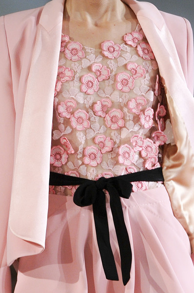 Alexis Mabille Spring 2013 - Details