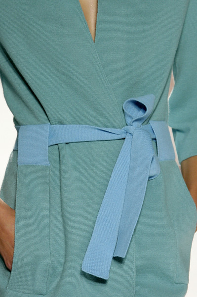 Allude Spring 2010 - Details