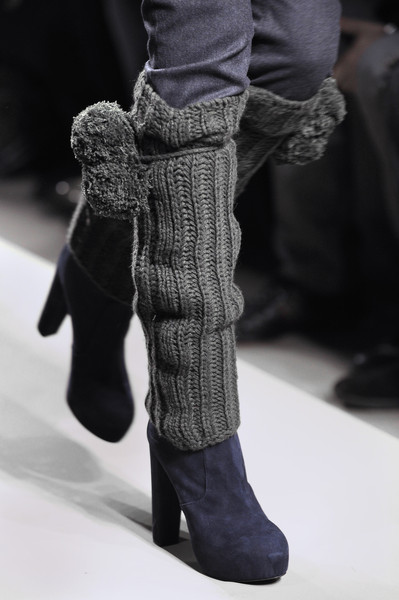 Alviero Martini at Milan Fall 2010 (Details)