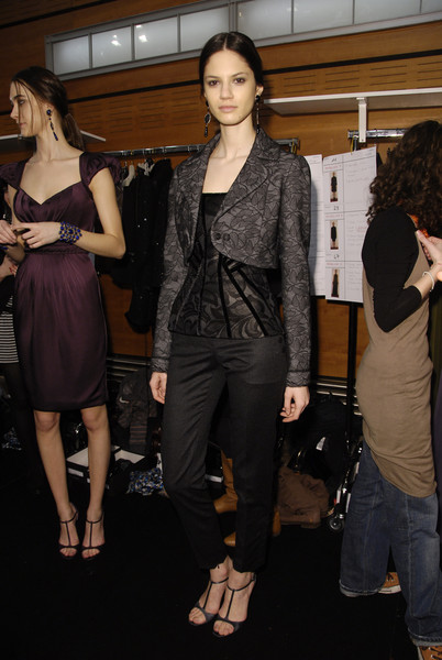 Andrew Gn Fall 2008 - Backstage