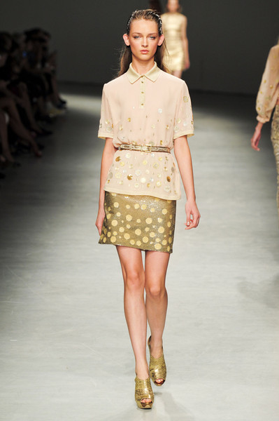 GOLDEN EYE SPRING/SUMMER 2012