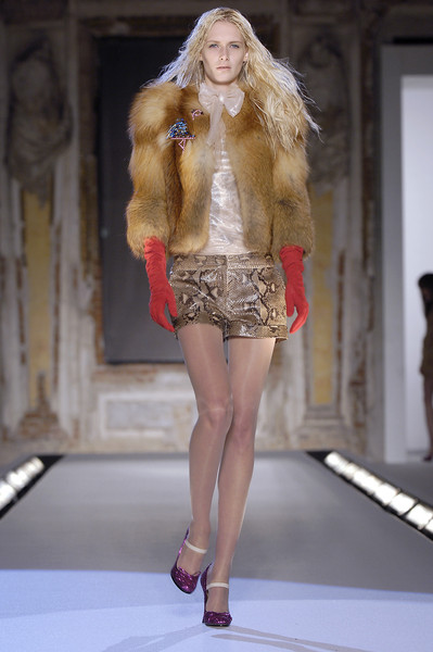 Anna Molinari at Milan Fall 2006