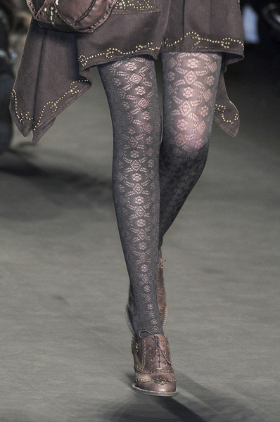 Anna Sui at New York Fall 2010 (Details)