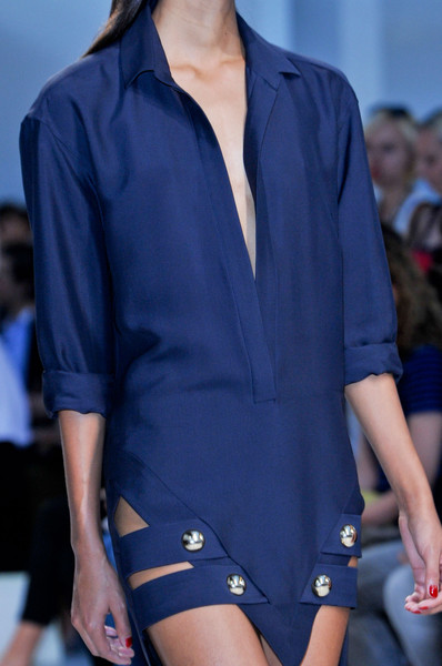 Anthony Vaccarello Spring 2014 - Details