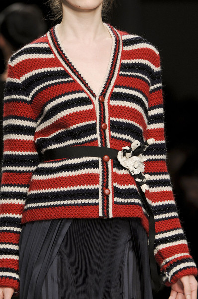 Antonio Marras at Milan Fall 2011 (Details)