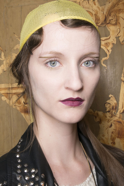 Antonio Marras Fall 2013 - Backstage
