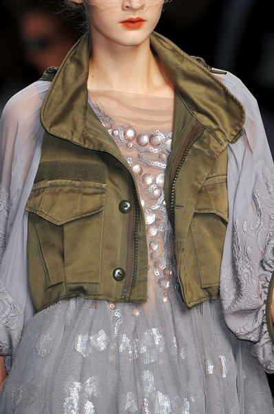 Antonio Marras at Milan Spring 2009 (Details)