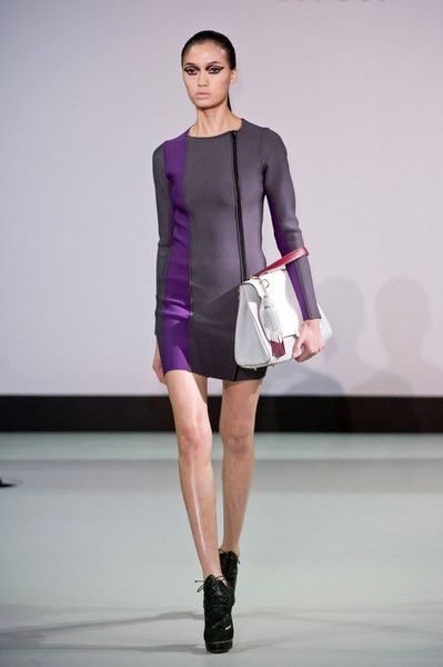 Anya Hindmarch at London Spring 2014