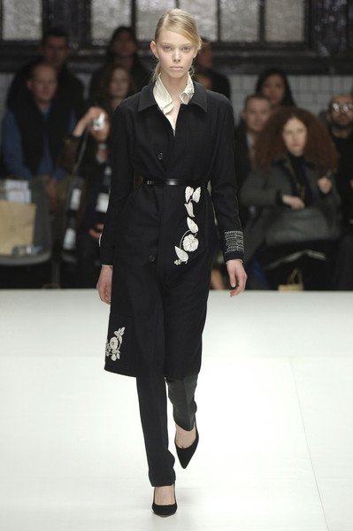 Aquascutum at London Fall 2006
