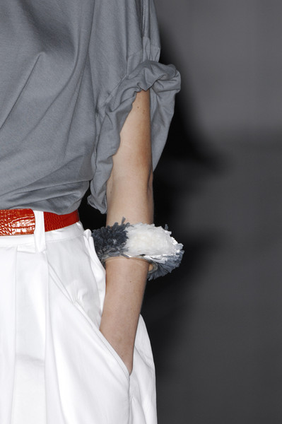 Armand Basi at London Spring 2008 (Details)
