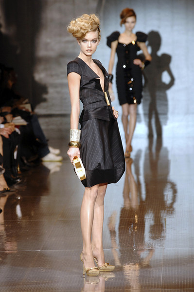 Armani Privé at Couture Spring 2008