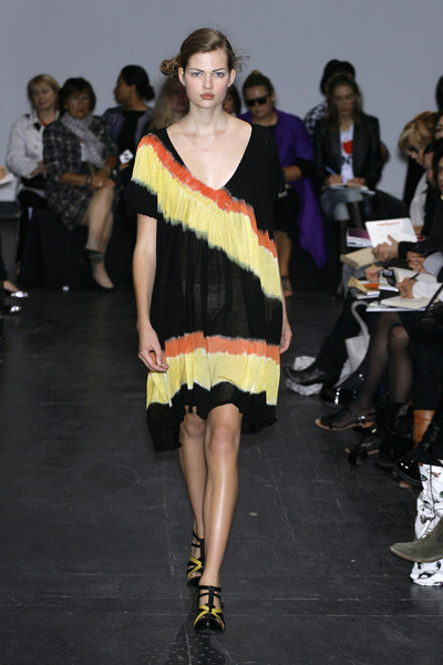 Atsuro Tayama at Paris Spring 2009