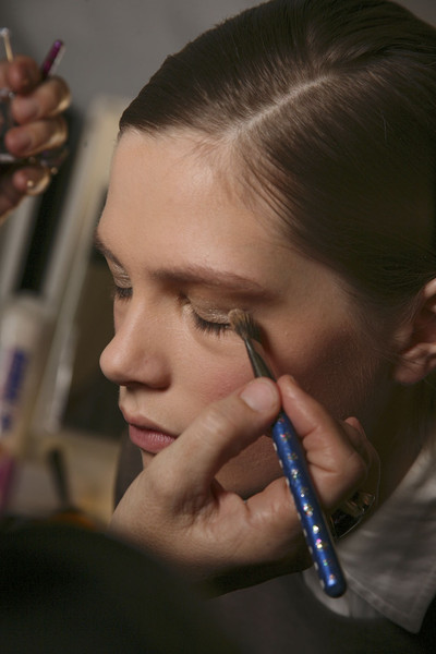 BCBG Max Azria Fall 2011 - Backstage