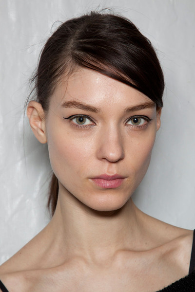 BCBG Max Azria Fall 2012 - Backstage