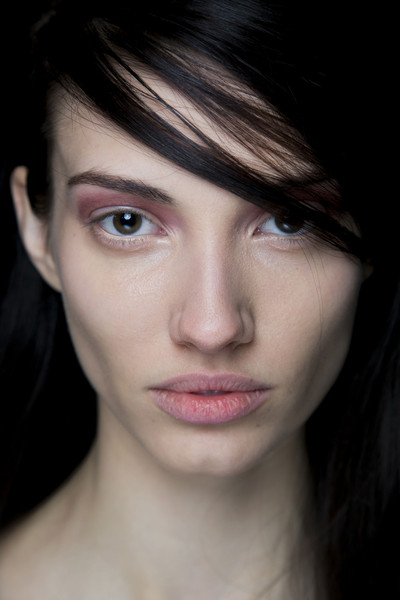 BCBG Max Azria at New York Fall 2014 (Backstage)