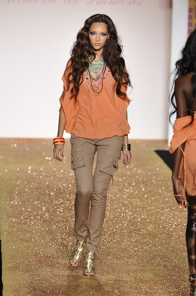 Baby Phat at New York Spring 2010