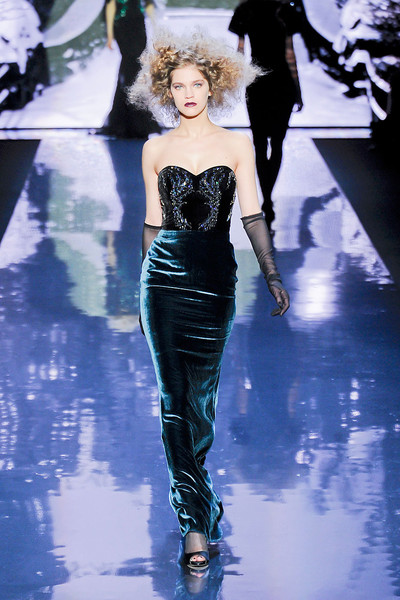 Badgley Mischka Fall 2012