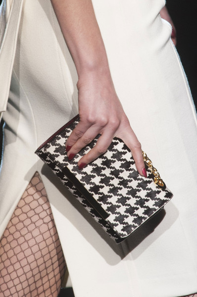 Badgley Mischka at New York Fall 2013 (Details)