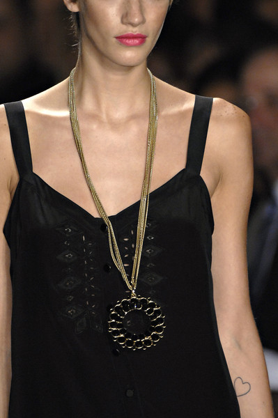 Badgley Mischka at New York Spring 2008 (Details)