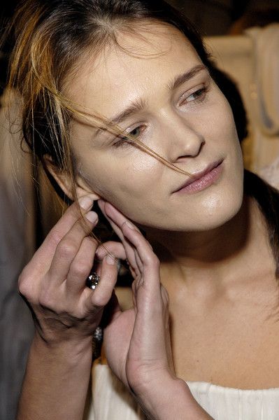 Balmain Fall 2007 - Backstage