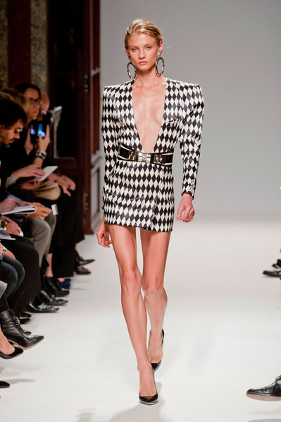 Balmain at Paris Spring 2013