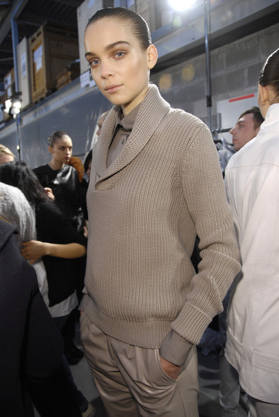 Belstaff Fall 2008 - Backstage