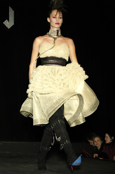 Betsey Johnson Fall 2004
