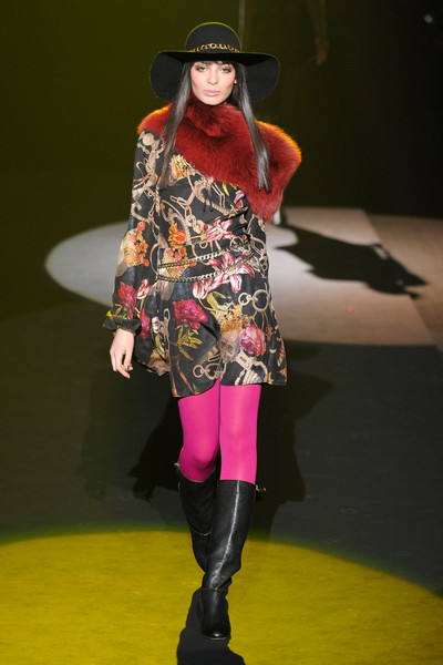 Betsey Johnson at New York Fall 2012
