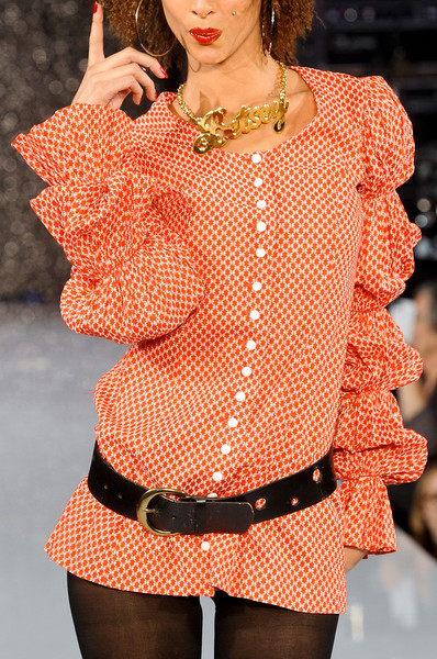 Betsey Johnson at New York Spring 2013 (Details)