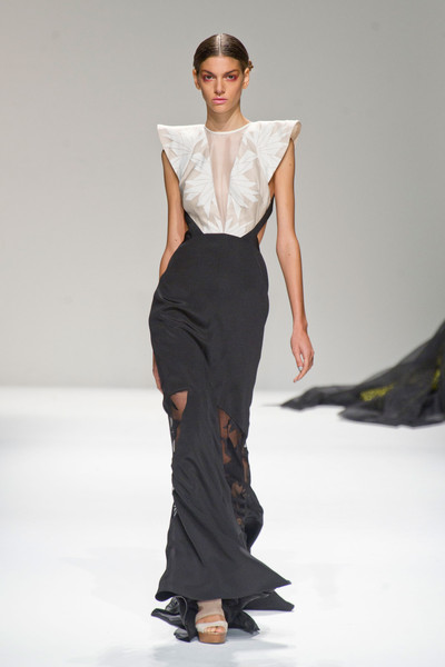 Best Spring 2013 Runway Gowns - Bibhu Mohapatra