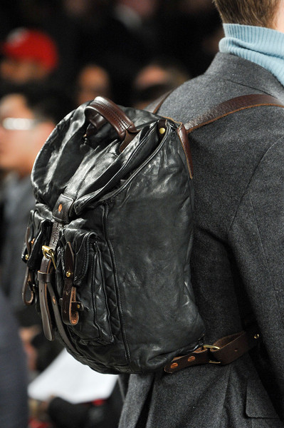 Billy Reid Fall 2012 - Details