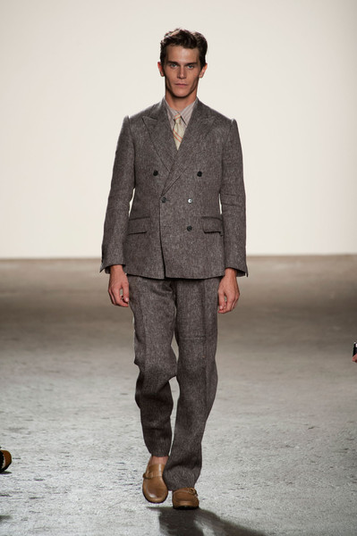 Billy Reid at New York Spring 2013