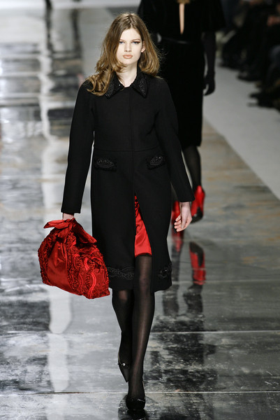 Blumarine at Milan Fall 2007