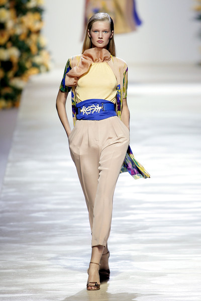 Blumarine at Milan Spring 2009