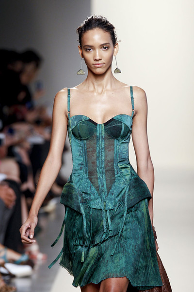 Bottega Veneta at Milan Spring 2012