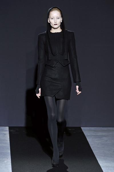 Bruno Pieters at Paris Fall 2009