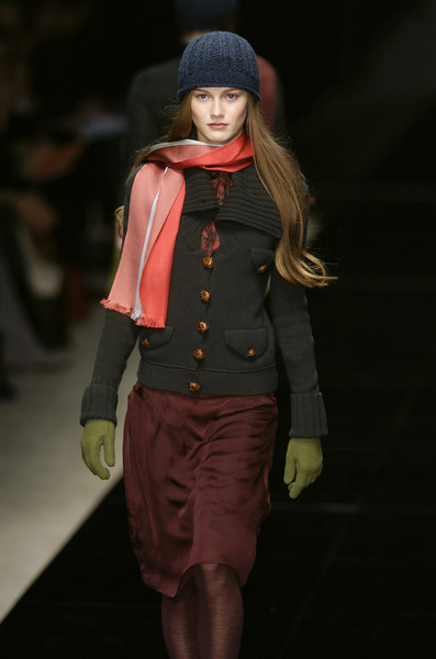 Burberry Prorsum Fall 2004